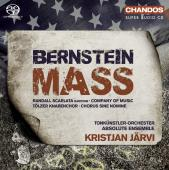 Album artwork for Bernstein: Mass / Kristjan Järvi