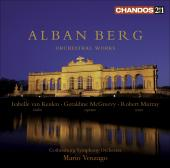 Album artwork for Berg: Orchestral Works
