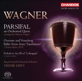 Album artwork for Wagner: Parsifal - An Orchestrated Quest