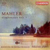 Album artwork for Mahler: Symphony No. 7 - Jarvi