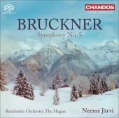 Album artwork for Bruckner: Symphony No.5 / Jarvi