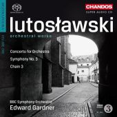 Album artwork for Lutostawski: Orchestral Works, Vol.1