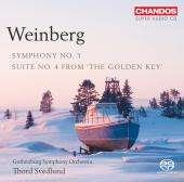 Album artwork for Weinberg: Symphony No. 3