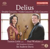 Album artwork for Delius: Violin Concerto  Double Concerto  Cello