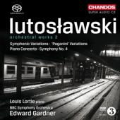 Album artwork for Lutoslawski: Orchestral Works, Vol. 2