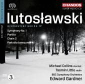Album artwork for Lutoslawski: Orchestral Works 4