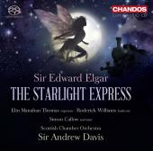 Album artwork for Elgar: Starlight Express