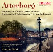 Album artwork for Atterberg: Symphonies 4, 6 / Jarvi