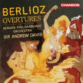 Album artwork for Berlioz: Overtures / A. Davis