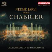 Album artwork for Chabrier: Orchestral Works - Neeme Jarvi