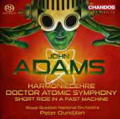 Album artwork for John Adams: Harmonielehre / Doctor Atomic Symphony