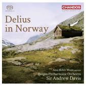 Album artwork for DELIUS IN NORWAY