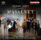 Album artwork for JARVI CONDUCTS MASSENET