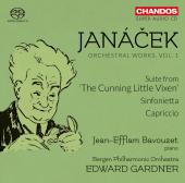 Album artwork for Janacek: Orchestral Works vol.1