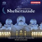Album artwork for Rimsky-Korsakov: Sheherazade / TSO, Oundjian