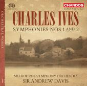 Album artwork for Ives: Orchestral Works V1