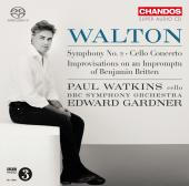 Album artwork for Walton: Symphony No. 2 / Gardner