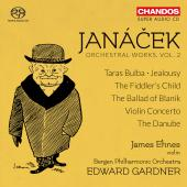Album artwork for JANACEK: ORCHESTRAL WORKS, VOL. 2