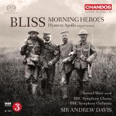 Album artwork for Bliss: Morning Heroes & Hymn to Apollo