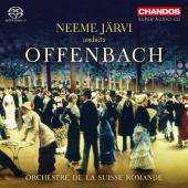 Album artwork for Offenbach: Overtures & Operetta Highlights