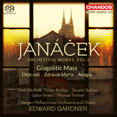 Album artwork for Janácek: Orchestral Works, Vol. 3