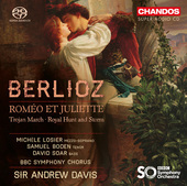 Album artwork for Berlioz: Roméo et Juliette
