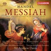 Album artwork for Handel: Messiah, HWV 56 / TSO, Andrew Davis