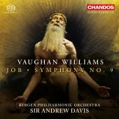 Album artwork for Vaughan Williams: Job & Symphony No. 9