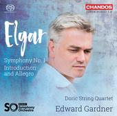 Album artwork for Elgar: Symphony No. 1 in A-Flat Major, Op. 55 & In