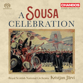 Album artwork for A Sousa Celebration