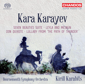 Album artwork for Karayev: Orchestral Works