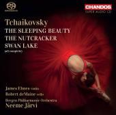 Album artwork for Tchaikovsky: Sleeping Beauty, Nutcracker, Swan Lak