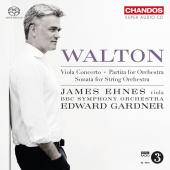 Album artwork for Walton: Viola Concerto, Sonata for String Orchestr