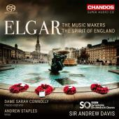 Album artwork for Elgar: The Music Makers, Op. 69 & The Spirit of En
