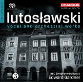 Album artwork for Lutoslawski: Vocal & Orchestral Works