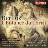 Album artwork for Berlioz: L'enfance du Christ, Op. 25, H. 130