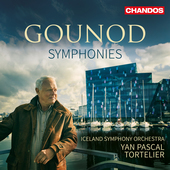Album artwork for Gounod: Symphonies Nos. 1 & 2