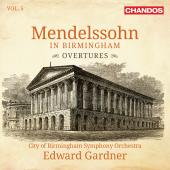Album artwork for Mendelssohn in Birmingham, Vol. 5