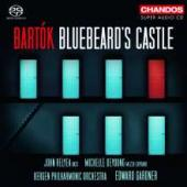 Album artwork for Bartók: Bluebeard's Castle