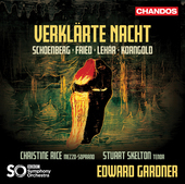 Album artwork for Schoenberg, Fried, Lehár & Korngold: Verklärte N