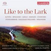 Album artwork for Like to the Lark  - Choral Works