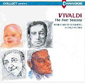 Album artwork for Vivaldi:4 Seasons