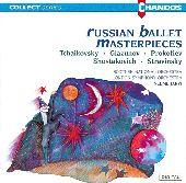 Album artwork for RUSSIAN BALLET MASTERPIECES