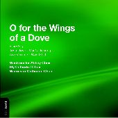 Album artwork for O for the Wings of a Dove