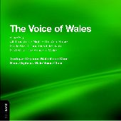 Album artwork for The Voice of Wales / Tredegar & Rhos Orpheus Male