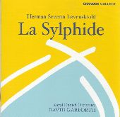 Album artwork for La Sylphide Ballet