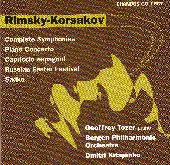Album artwork for Rimsky:Symphonies