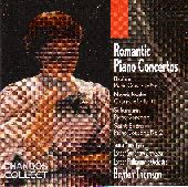 Album artwork for Romantic Pno.Ctos