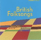 Album artwork for BRITISH FOLKSONGS  / Reilly