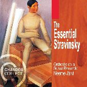 Album artwork for Essential Stavinsky